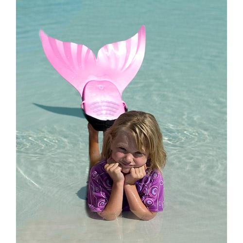 Monopinna Bambina Sirenetta Sirena