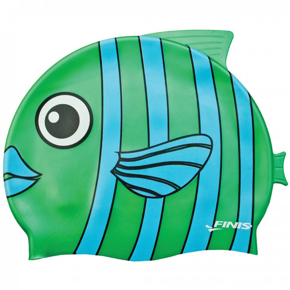 Cuffia pesce smeraldo Finis
