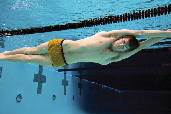 Costume nuoto frenato reversibile drag suit finis