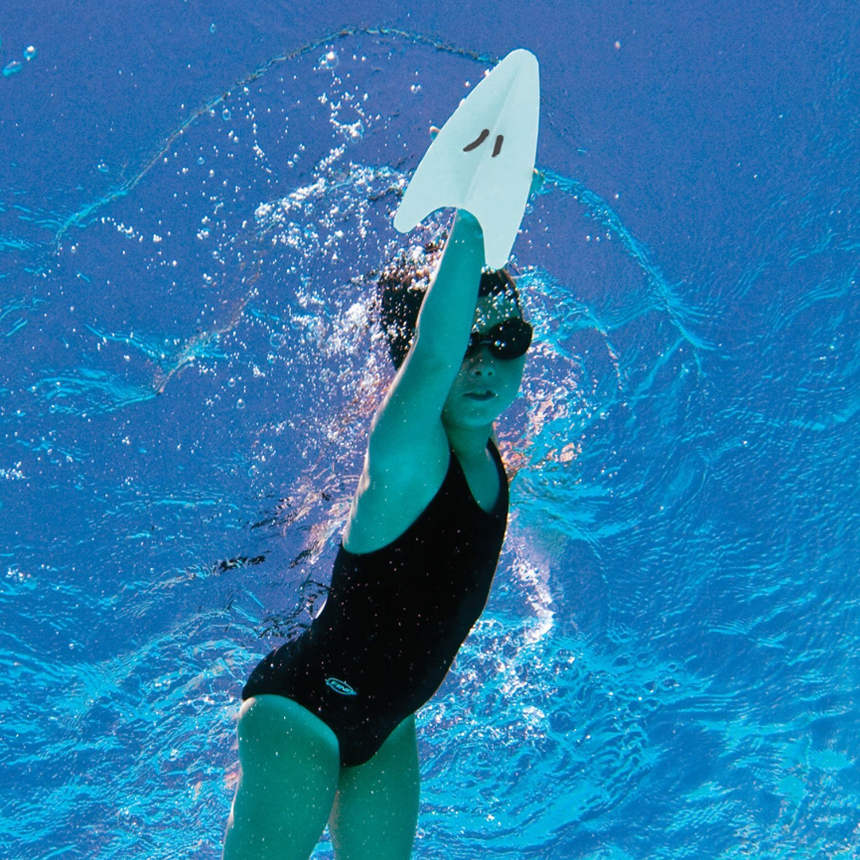Palette nuoto stile libero Freestyler Jr