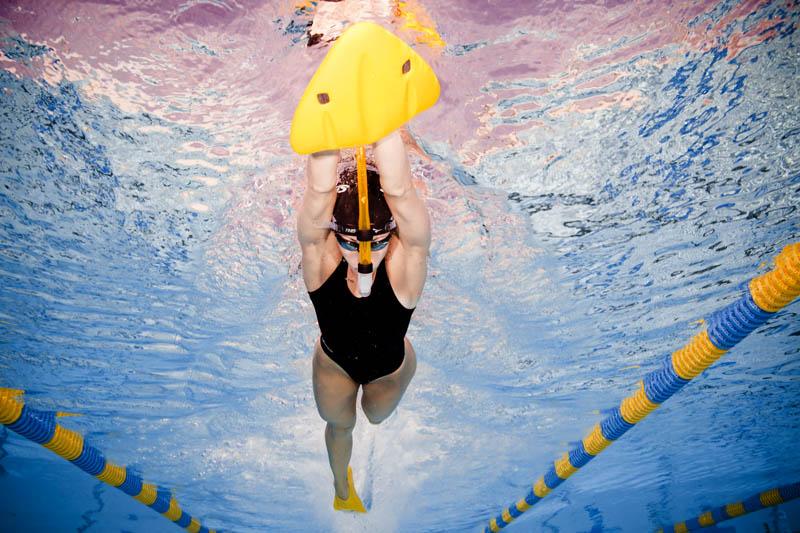 Tavoletta Allineamento nuoto Alignment Kickboard
