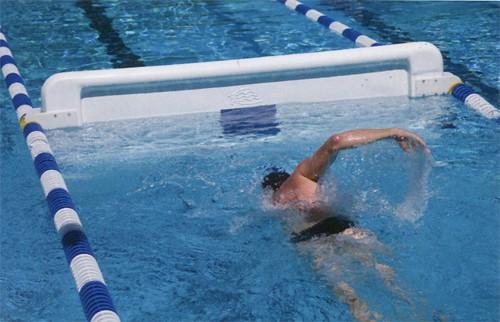 Blocco corsie virata turnmaster small finis italia - Corsie per piscine ...