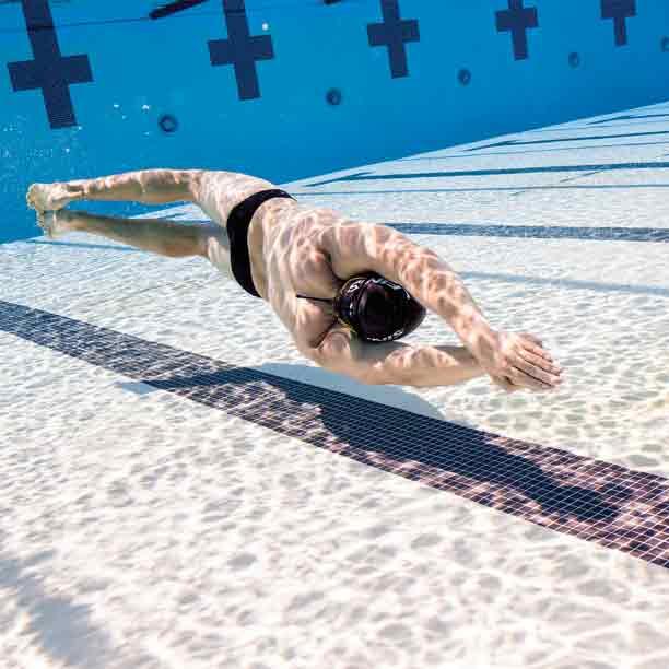 posture trainer utilizzo tecnica nuoto