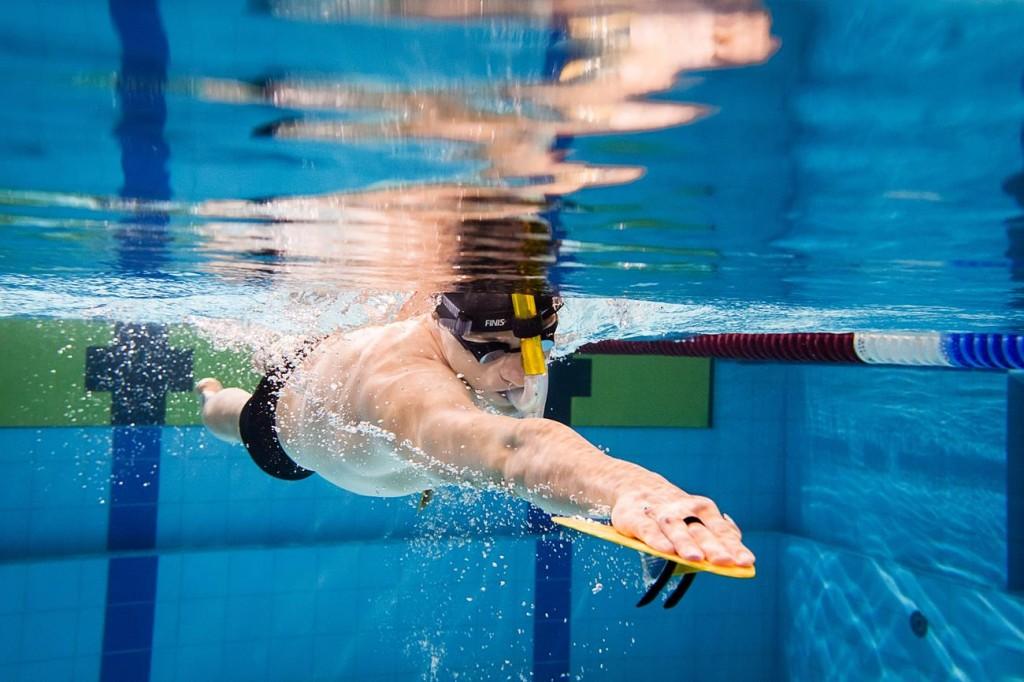 Palette nuoto stile libero Freestyler